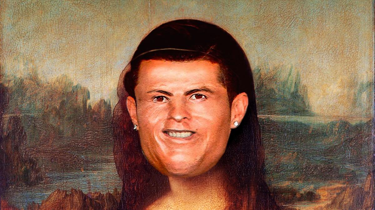 ffde0dbb5a36b o sorriso de Cristiano Ronaldo – a farpa